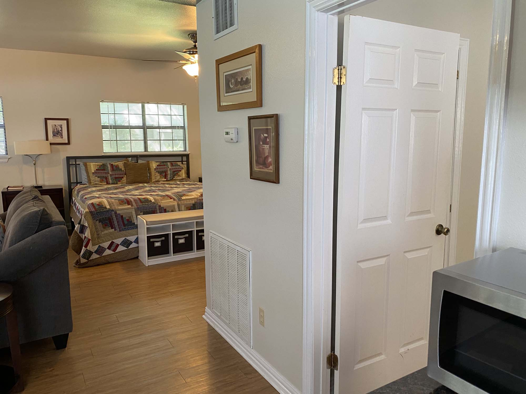 River Studio - TWO DAM GUEST COTTAGES - Contact Hill Country Premier Lodging at 512-847-7460
